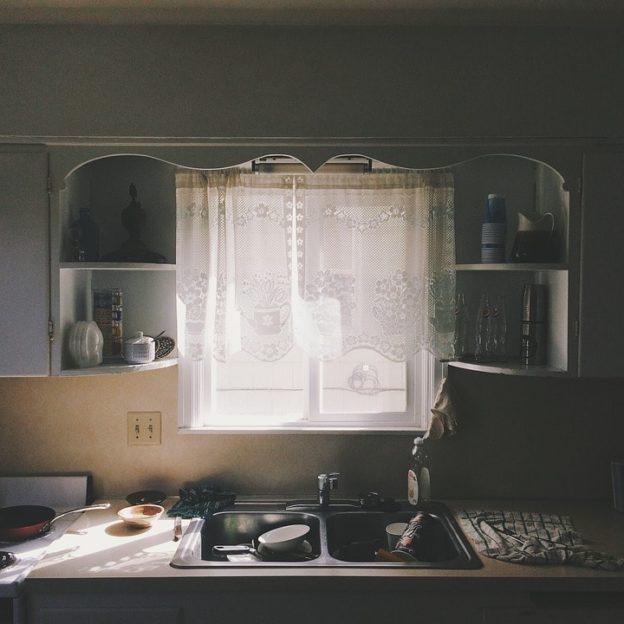 perdele bucătărie